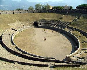 Curiosit la tavola rotonda di re art in realt era l 39 anfiteatro di chester san francesco - La tavola rotonda di re artu ...