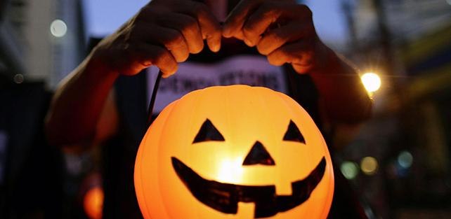 Halloween tra zucche spettri e streghe san francesco for Immagini zucche halloween