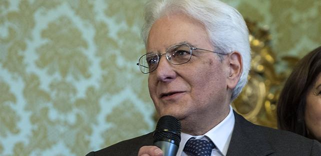 Mattarella il presidente della gente oggi insediamento e for Montecitorio oggi