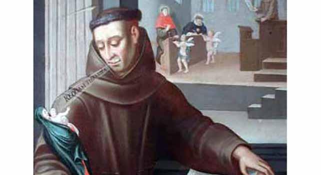Chiedi una grazia straordinaria al Beato Francescano Giovanni 'Scoto'