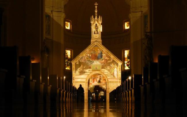 Quando si perdona l 39 umanita 39 risplende san francesco for Quando si festeggia santa ilaria