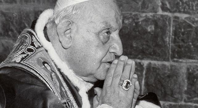 San Giovanni XXIII: Qui con Francesco siamo alle porte del Paradiso