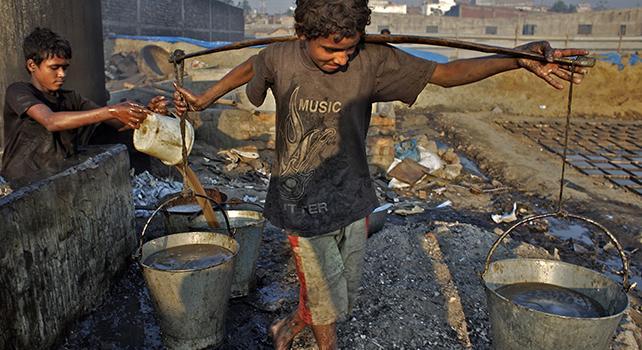 Giornata mondiale sul lavoro minorile 168 milioni di for Rivista di programmi domestici