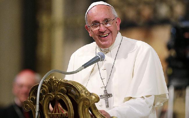 Papa Francesco: Amate i vostri nemici