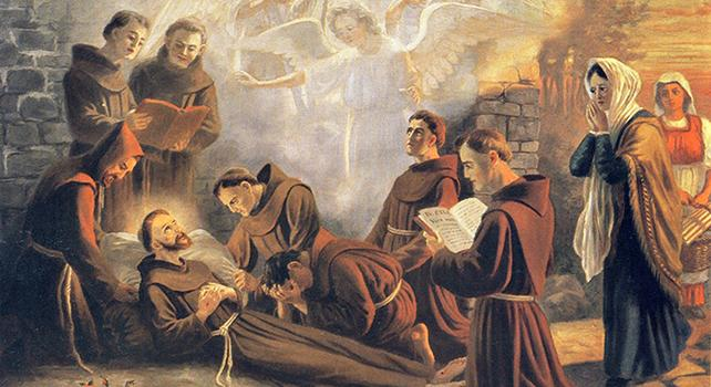Due incredibili apparizioni di San Francesco d'Assisi