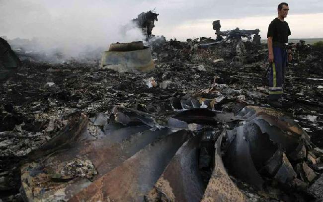 Aereo abbattuto in ucraina, obama accusa i filorussi