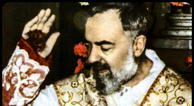 Supplica a Padre Pio