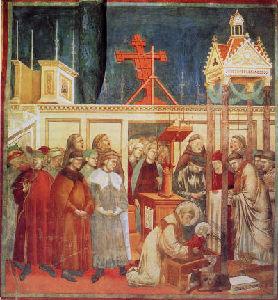 Frasi Di Natale Di San Francesco.Il Presepe Di Greccio Fonti Francescane Capitolo Xxx San