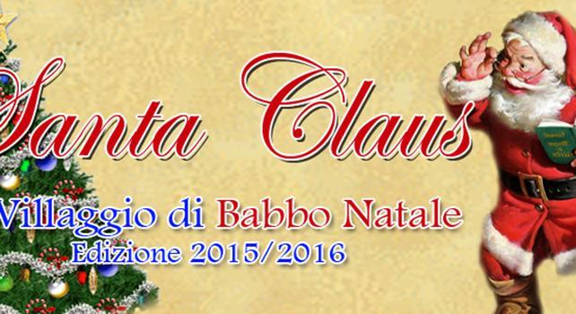 Villaggio Di Babbo Natale Cava Dei Tirreni.Al Santuario Francescano Con I Frati Babbo Natale E Il