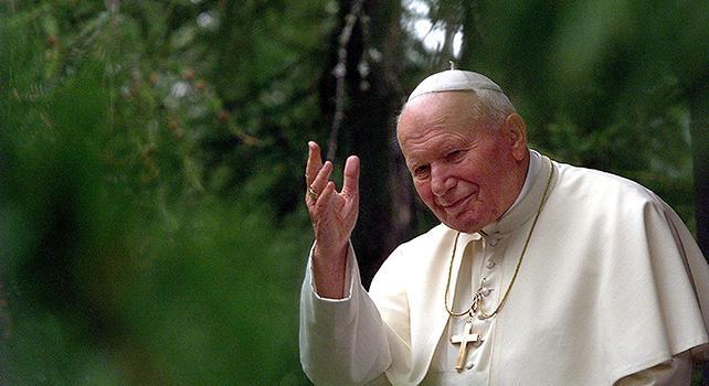 Giovanni Paolo II e la conversione ecologica